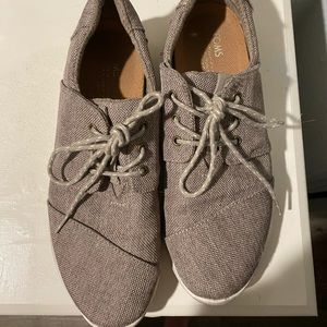 Toms Brown Gym Shoe